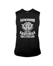 Fatherhood - The Toughest Job You'll Ever Love Sleeveless Tee thumbnail