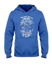 World Read Day - Read More Hooded Sweatshirt thumbnail