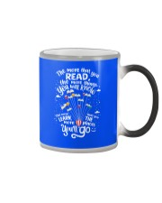 World Read Day - Read More Color Changing Mug thumbnail