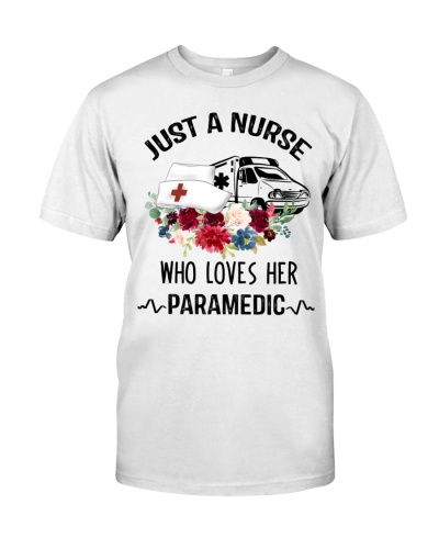 Nurse - Loves her Paramedic