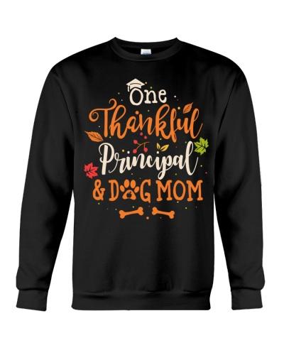 Principal - Thankful and Dog Mom