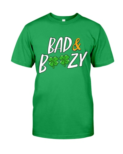 Bad and Boozy - St Patrick's Day