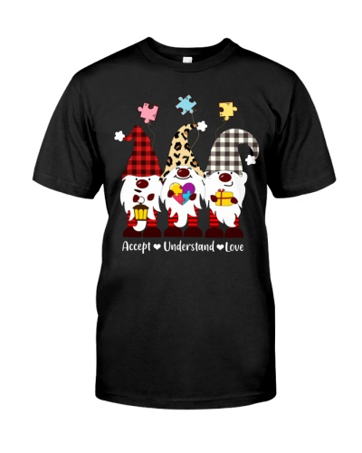 Autism - Accept - Understand - Love - Christmas
