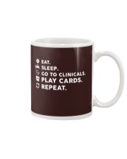 Nurse - Eat Sleep Go to Clinicals Mug thumbnail