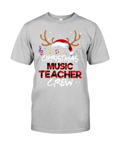 Music Teacher Crew