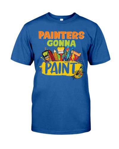 Art Teacher - Painters gonna Paint
