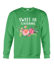 Sweet as Pi  Crewneck Sweatshirt thumbnail