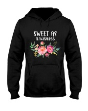 Sweet as Pi  Hooded Sweatshirt thumbnail