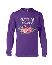 Sweet as Pi  Long Sleeve Tee thumbnail