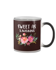 Sweet as Pi  Color Changing Mug thumbnail