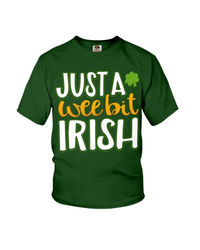 Just A Wee Bit Irish