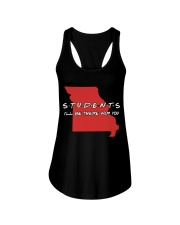 Students Be There - Missouri Ladies Flowy Tank thumbnail