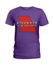 Students Be There - Missouri Ladies T-Shirt thumbnail
