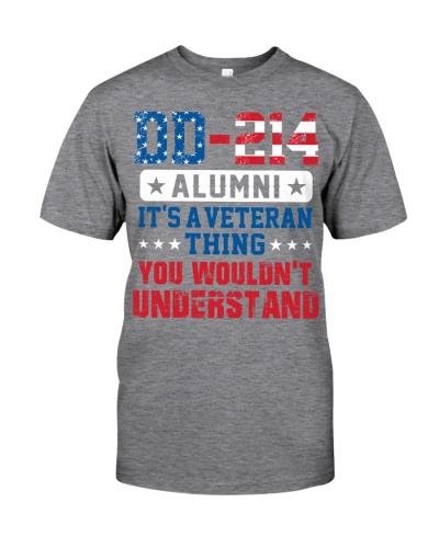 Veteran Thing -  DD-214 Alumni