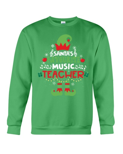 Music Teacher - Santa's Favourite