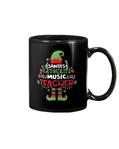 Music Teacher - Santa's Favourite