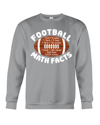 Math Teacher - Football Math Facts