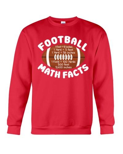 Math Teacher - Football Math Facts