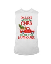 CNA - This side of the nuthouse Sleeveless Tee thumbnail