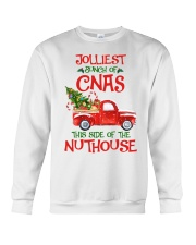 CNA - This side of the nuthouse Crewneck Sweatshirt thumbnail