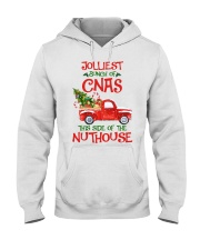 CNA - This side of the nuthouse Hooded Sweatshirt thumbnail