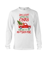 CNA - This side of the nuthouse Long Sleeve Tee thumbnail