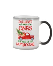 CNA - This side of the nuthouse Color Changing Mug thumbnail