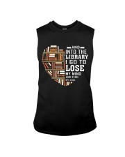 And into the Library I go to lose My Mind  Sleeveless Tee thumbnail