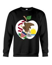 Illinois - National Teacher Day  Crewneck Sweatshirt thumbnail