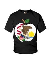 Illinois - National Teacher Day  Youth T-Shirt thumbnail