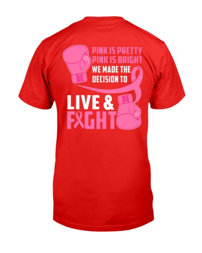 Breast Cancer - Live and Fight