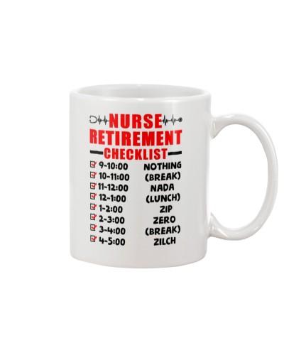 Retired Nurse - Checklist
