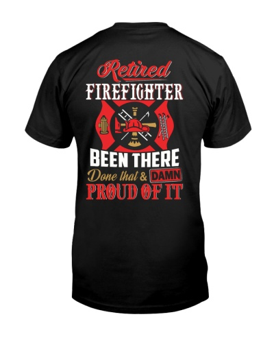 Firefighter - Retired