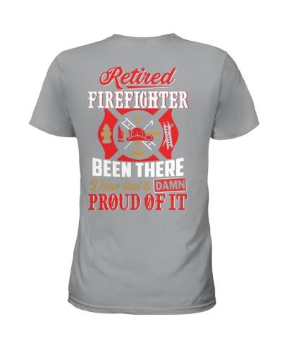 Firefighter - Retired