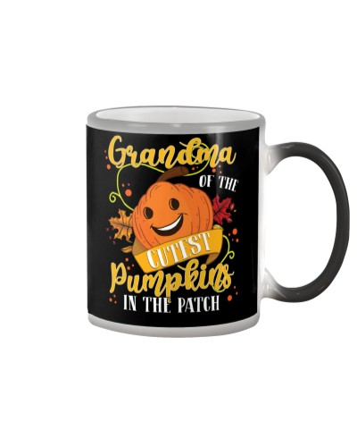 Grandma - Cutest Pumpkins