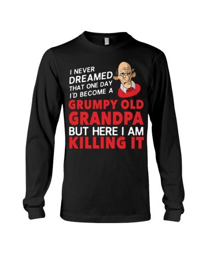 Grumpy Old Grandpa