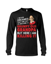 Grumpy Old Grandpa Long Sleeve Tee thumbnail