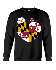 Nurse - National Nurse Week for Mary Land Crewneck Sweatshirt thumbnail