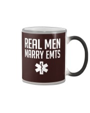 Real Men Marry EMTs Color Changing Mug thumbnail