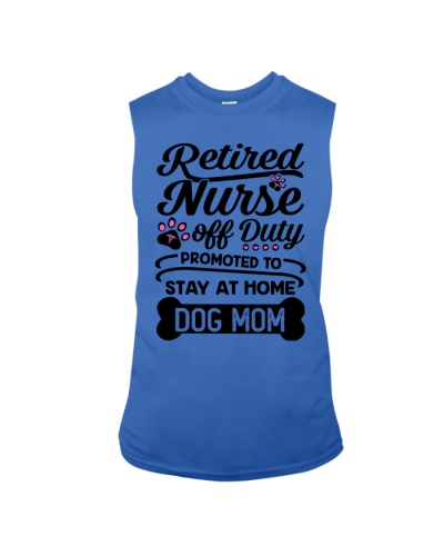 Retired Nurse - Stay at Home Dog Mom