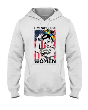 Special Ed Teacher - I'm not like most Women Hooded Sweatshirt thumbnail
