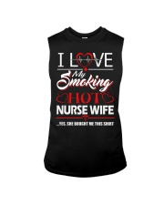 Smoking Hot Nurse Wife Sleeveless Tee thumbnail