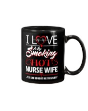 Smoking Hot Nurse Wife Mug thumbnail