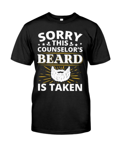 Counselor - Counselor's beard is taken