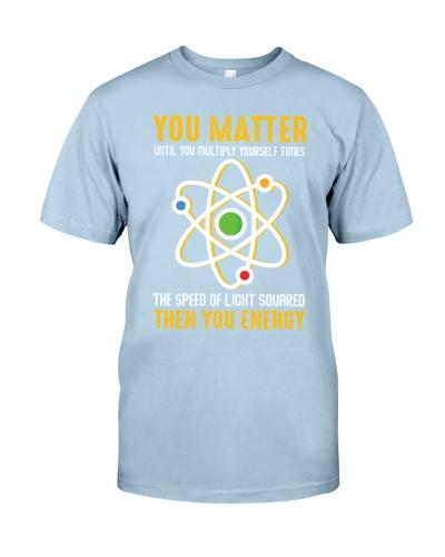 Science Teacher - Matter