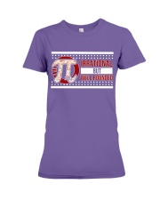 Pi Day - Irrational but Well rounded Premium Fit Ladies Tee thumbnail