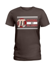 Pi Day - Irrational but Well rounded Ladies T-Shirt thumbnail