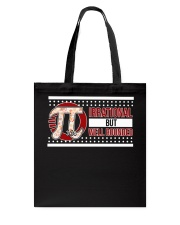 Pi Day - Irrational but Well rounded Tote Bag thumbnail