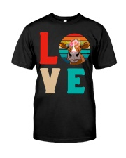 Farmer - Love  Classic T-Shirt front