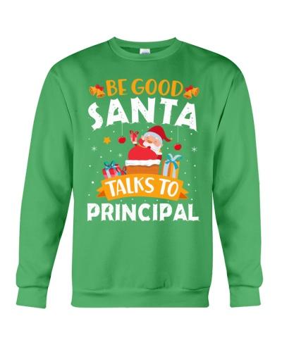 Principal - Christmas - Good Santa